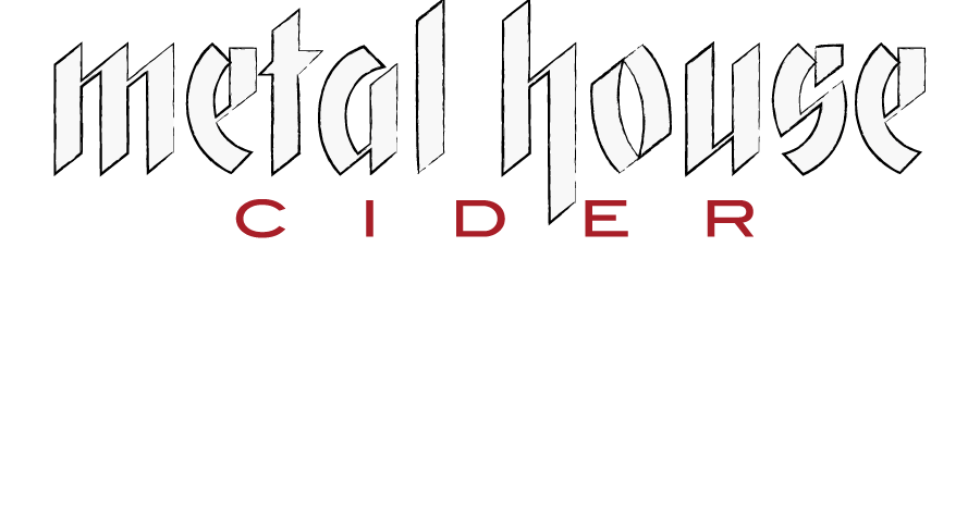 Metal House Cider | Logo